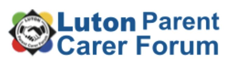 Luton parent carer forum logo